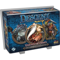 Descent: Journeys in the Dark 2nd Ed: Hero and Monster Collection - Visions of Dawn