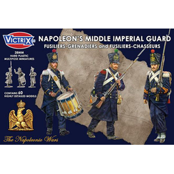 Victrix 28mm: Napoleon's French Middle Imperial Guard