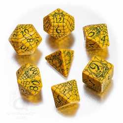 Pathfinder Dice Set: Serpent`s Skull