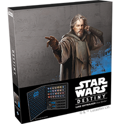 Star Wars: Destiny: Luke Skywalker Dice Binder