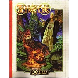 Exalted: The Book of 3 Circles (Begagnad) )