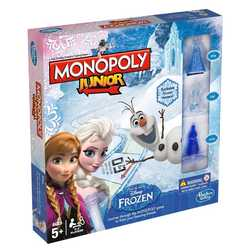 Monopoly Junior: Frozen (sv. regler)