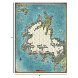 D&D 5.0: Tomb of Annihilation Map Set