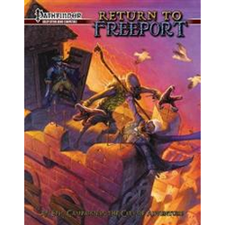 Freeport: Return to Freeport (Pathfinder RPG)