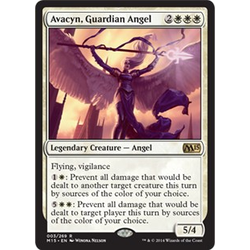 Magic löskort: M15: Avacyn, Guardian Angel