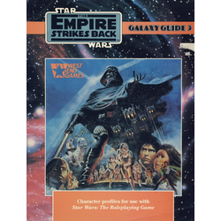 Star Wars RPG: Galaxy Guide 3 - The Empire Strikes Back