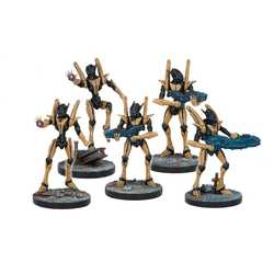 Deadzone: Asterian Troops Booster
