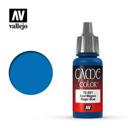 Vallejo Game Color: Magic Blue
