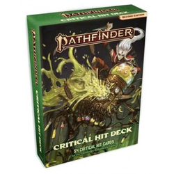Pathfinder RPG: Critical Hit Deck (2nd ed)