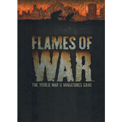Flames of War: Rulebook (4th, Late-war)