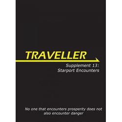Traveller 3rd ed: Supplement 13 - Starport Encounters