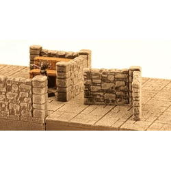 Dunkelstadt - Dungeon Modules Corner Wall