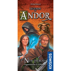 Legends of Andor: New Heroes