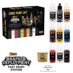 Warlord: Core Paint Set