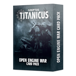 Adeptus Titanicus: Open Engine War Card Pack