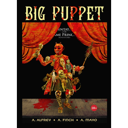 Lamentations of the Flame Princess: Big Puppet