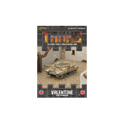 TANKS: British Valentine Tank Expansion