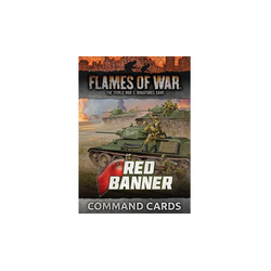 Flames of War: Red Banner Command Cards