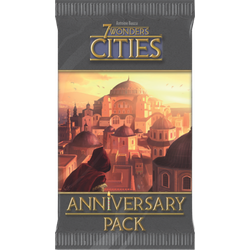 7 Wonders: Cities Anniversary Pack (eng. regler)