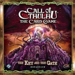 Call of Cthulhu LCG: The Key and the Gate