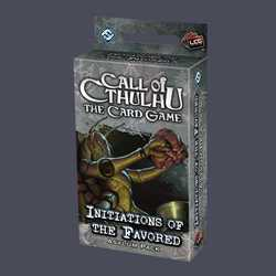 Call of Cthulhu LCG: Initiations of the Favoured Asylum Pack