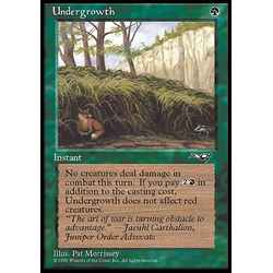 Magic löskort: Alliances: Undergrowth
