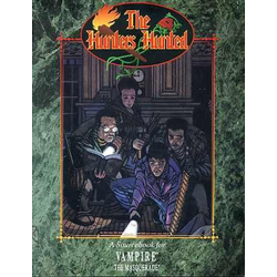 Vampire: The Masquerade: The Hunters Hunted (Begagnad) )