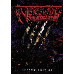 Werewolf: The Apocalypse - 2nd Edition Core Rulebook, Hardback
