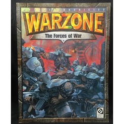 Warzone (Target Games): The Forces of War 2nd ed