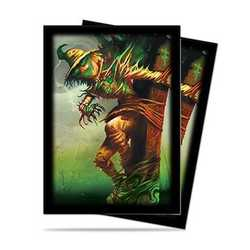 Ultra Pro Deck Protector Sleeves Oz Scarecrow (50)
