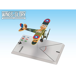 Wings of Glory: WW1 Nieuport NI.28 (Rickenbacker)