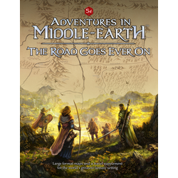 The One Ring / D&D: Adventures in Middle-Earth - The Road Goes Ever On