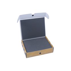 Safe & Sound Half-sized small box with 40 mm raster foam