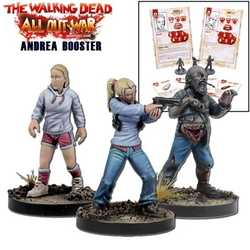 The Walking Dead: All Out War - Andrea Booster