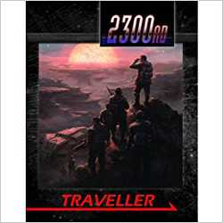 Traveller 2300AD: Core Rulebook