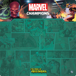 Marvel Champions LCG: Red Skull 1-4 Player Game Mat