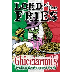 Lord of the Fries: Italian Restaurant