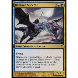 Magic löskort: Coldsnap: Blizzard Specter