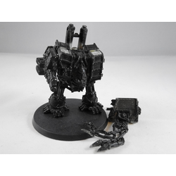 Chaos Space Marines: Dreadnought (Metall)