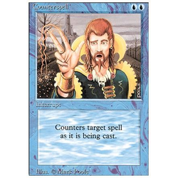 Magic löskort: Revised: Counterspell