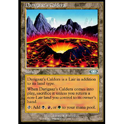 Magic löskort: Planeshift: Darigaaz's Caldera