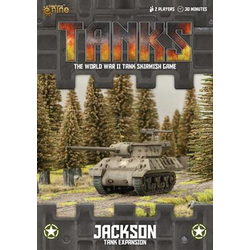 TANKS: US Jackson (M10/M36) Tank Expansion