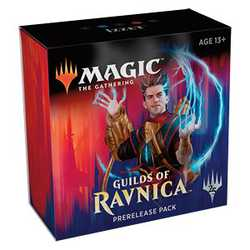 Magic the Gathering: Guilds of Ravnica Prerelease Pack Izzet
