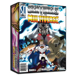 Sentinels of the Multiverse: Enhanced Edition + Rook City & Infernal Relics + Oversized Cards