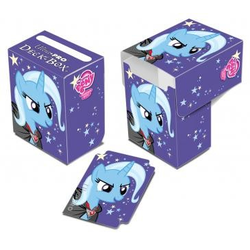 Ultra Pro MLP: Trixie Deck Box