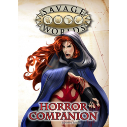 Savage Worlds RPG: Horror Companion