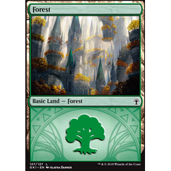 Magic löskort: Guild Kits: Forest (Selesnya)