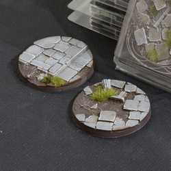 Battle Ready Bases - Temple 60mm Round (2)