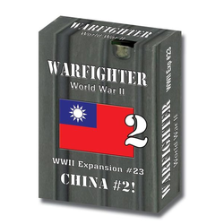 Warfighter WWII: Expansion 23 - China 2