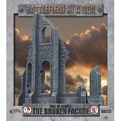 Battlefield in a Box: Hall of Heroes - Broken Facade
